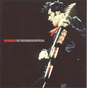 Memories - The '68 Comeback Special