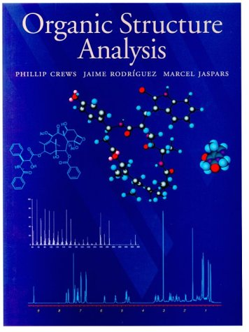 Organic Structure Analysis (Topics In Organic Chemistry) front-613247