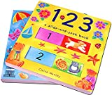 img - for 123s & ABCs Slide-and-Seek Books book / textbook / text book