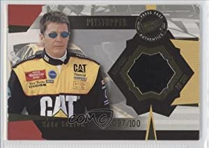 Ward Burton #97 100 (Trading Card) 2002 Press Pass Trackside [???] #PSD13 by Press Pass Trackside