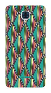 Koveru Back Cover Case for Samsung Galaxy S7 Edge - Multi-color Abstraction