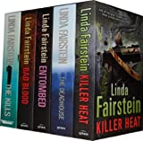 Linda Fairstein Linda Fairstein Alexandra Cooper Series 5 Books Collection Set Pack RRP : £34.95 ( Killer Heat, The Deadhouse, Entombed, Bad Blood, The Kills) (Linda Fairstein Collection)
