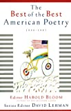 The Best of the Best American Poetry: 1988-1997 (American Poetry Series)