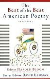 The Best of the Best American Poetry: 1988-1997 (American Poetry Series)