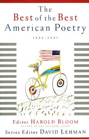 The Best of Best American Poetry, 1988-97