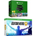 Xbox One 500GB Console + Kinect 3 Gam...