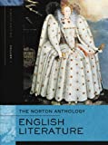 Stephen Greenblatt The Norton Anthology of English Literature: Middle Ages Through the Restoration and the Eighteenth Century v. 1