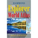 Hammond Explorer World Atlas (Hammond Atlases)