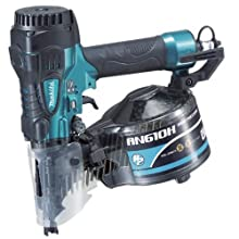 Makita AN610H 2-1/2 Inch High Pressure Siding Coil Nailer