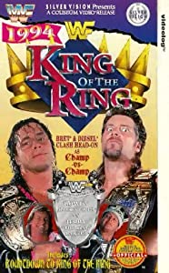 WWF - 1994 Kings Of The Ring [VHS]