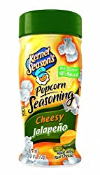 Kernel Season's Popcorn Seasoning, Cheesy Jalapeno, 2.4-Ounce Shakers (Pack of 6)