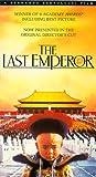 echange, troc Last Emperor [VHS] [Import USA]