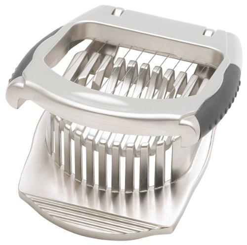 HIC Heavy Duty Egg Slicer, Stainless Steel