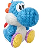 Amiibo Bleu clair Fil Yoshi (Yoshi's Woolly World Series) for Nintendo Wii U, Nintendo 3DS