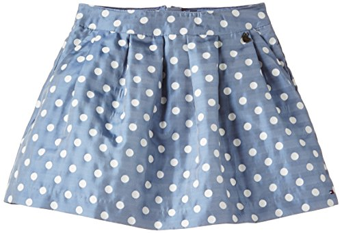 Tommy Hilfiger Girl's Skirt -  Blue - 8 Years