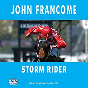Storm Rider Audiobook