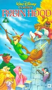 Robin Hood (1973) (Disney) [VHS]