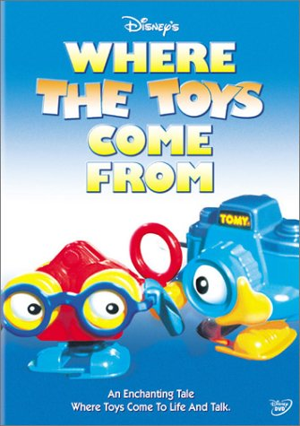 Where the Toys Come From