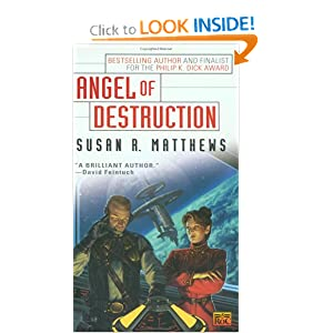 Angel of Destruction by Susan R. Matthews