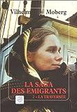 "Afficher ""La Saga des émigrants n° 2 La Traversée"""