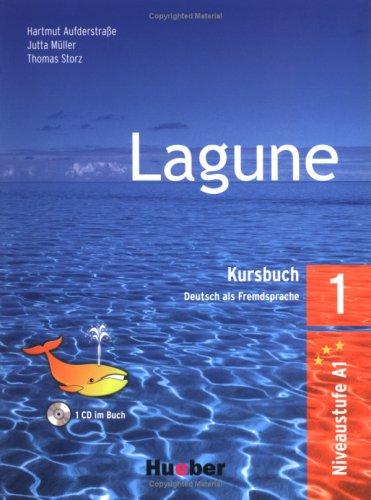 lagune 1 kursbuch a1 hueber deutsch a1 a2. Black Bedroom Furniture Sets. Home Design Ideas