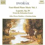 Musik für Klavier zu vier Händen Vol. 1