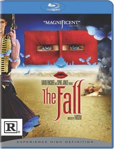 Cover art for  The Fall (+ BD Live) [Blu-ray]