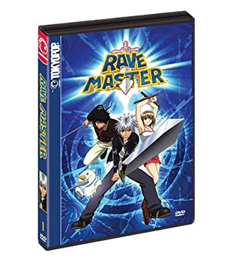 Rave Master Vol. 1: The Quest Begins