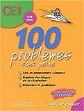 echange, troc Berlion/ Verchere - 100 problemes sans peine CE1