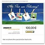 Amazon.de Gutschein per E-Mail (Gebur...