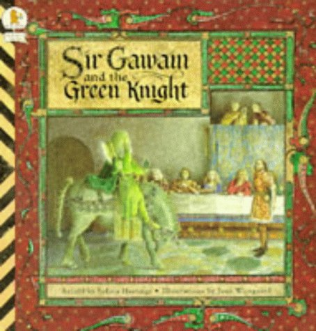 review of sir gawain and the green knight Sir gawain and the green knight: this well-known classic is translated into modern english verse in this enchanting and captivating book the activities and.