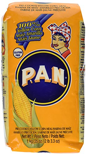 Pan Pre-Cooked Yellow Corn Flour (Pan Corn Flour compare prices)