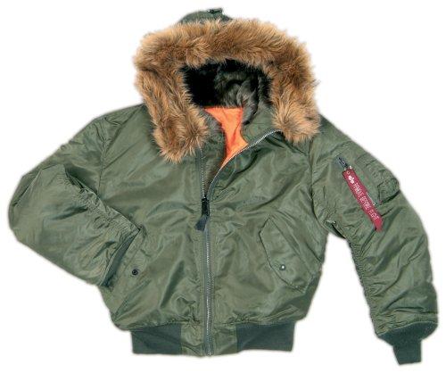 Alpha Hooded MA - 1 Flight Jacket - Buy Alpha Hooded MA - 1 Flight Jacket - Purchase Alpha Hooded MA - 1 Flight Jacket (Alpha, Alpha Mens Outerwear, Apparel, Departments, Men, Outerwear, Mens Outerwear)
