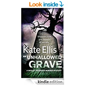 An Unhallowed Grave (Wesley Peterson Book 3)
