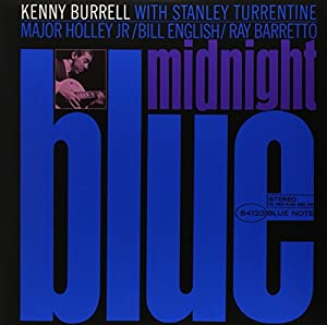 Midnight Blue (Remastered Limited Edition + Download-Code) [Vinyl LP]