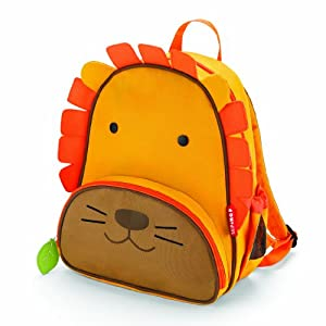 Skip Hop Zoo Lion Pack Little Kid Backpack