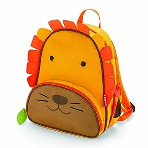 Skip Hop Zoo Lion Pack Little Kid Backpack