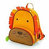 Skip Hop Zoo Pack Little Kid Backpack, Lion