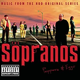 The Sopranos: Peppers And Eggs - Music From The HBO Series
