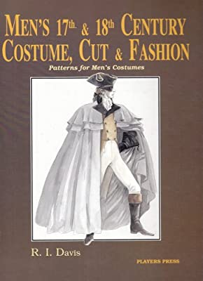 Men's 17th and 18th Century Costume, Cut and Fashion