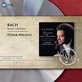 Sonatas and Partitas, Partita No. 3 in E Major, BWV 1006: Bourree