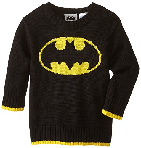 Warner Brothers Baby Baby Boys' Batman Sweater at Gotham City Store