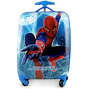 Spider-Man Polycarbonate Hard Shell Luggage Case from Spider-Man