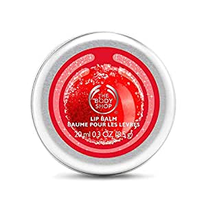 The Body Shop The Body Shop Frosted Cranberry Lip Balm Limited Holiday Edition