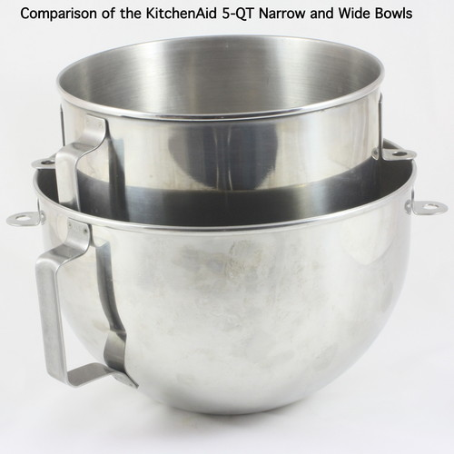 Amazon Com Kitchenaid 5qt Polished Stainless Steel Mixer