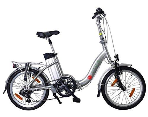 AsVIVA-B7-ElektrofahrradFaltrad-20-Zoll-E-Bike-mit-36V-11Ah-Akku-das-KlappradPedelec-silber
