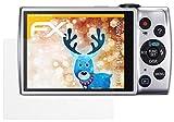 3 x atFoliX Screen Protection Canon PowerShot A2600 - FX-Antireflex anti-reflective