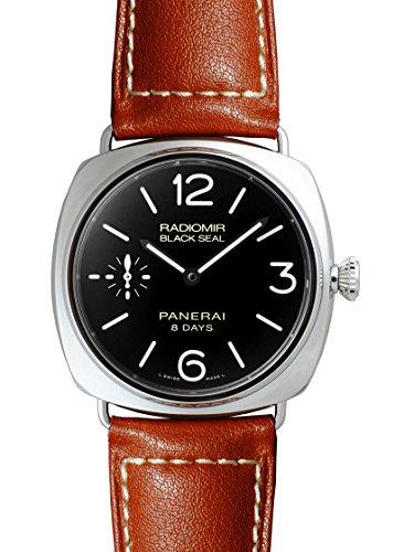 [パネライ] 腕時計 ラジオミール ブラックシール 8デイズ アッチャイオ PAM00609 メンズ 新品 [並行輸入品]