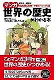 マンガ世界の歴史がわかる本 「古代四大文明~中世ヨーロッパ」篇