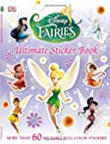 Ultimate Sticker Book: Disney Fairies